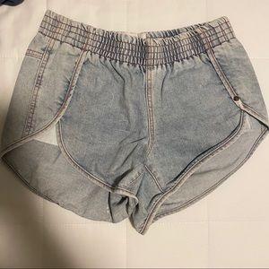 One teaspoon jeans shorts
